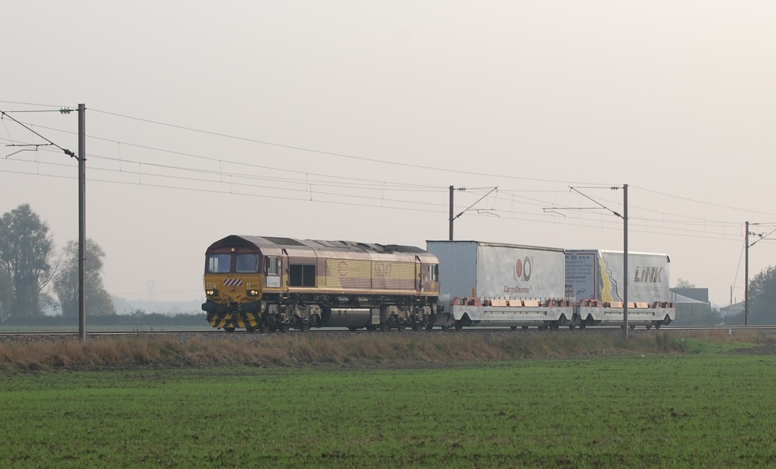 La passion du train rame leipzig calais hazebrouck - Point p hazebrouck ...