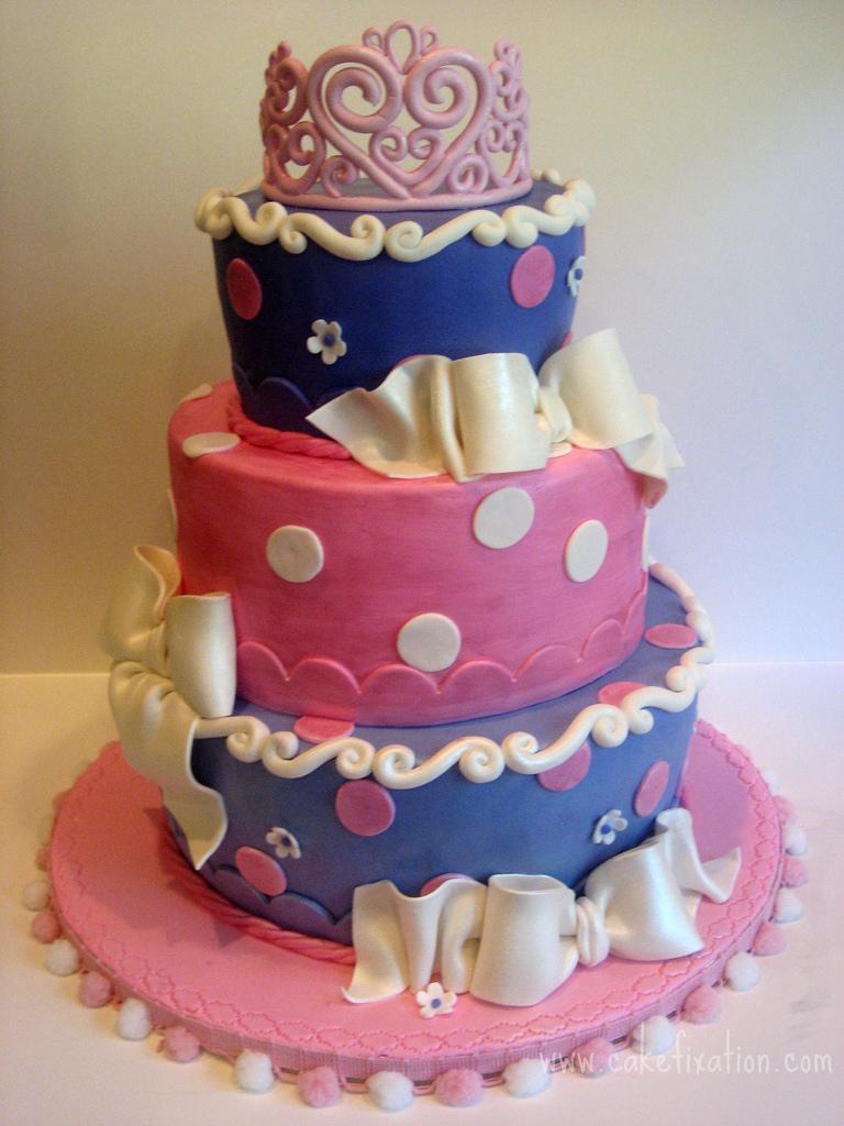 Birthday Cake Images Princess : famous princess birthday cakes