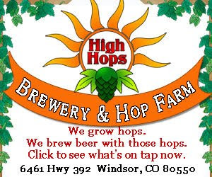 High Hops Brewery - Windsor CO