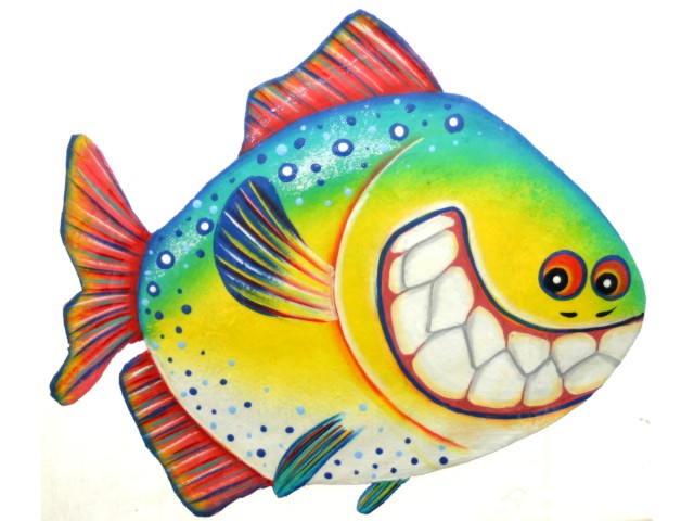 de peces para imprimir