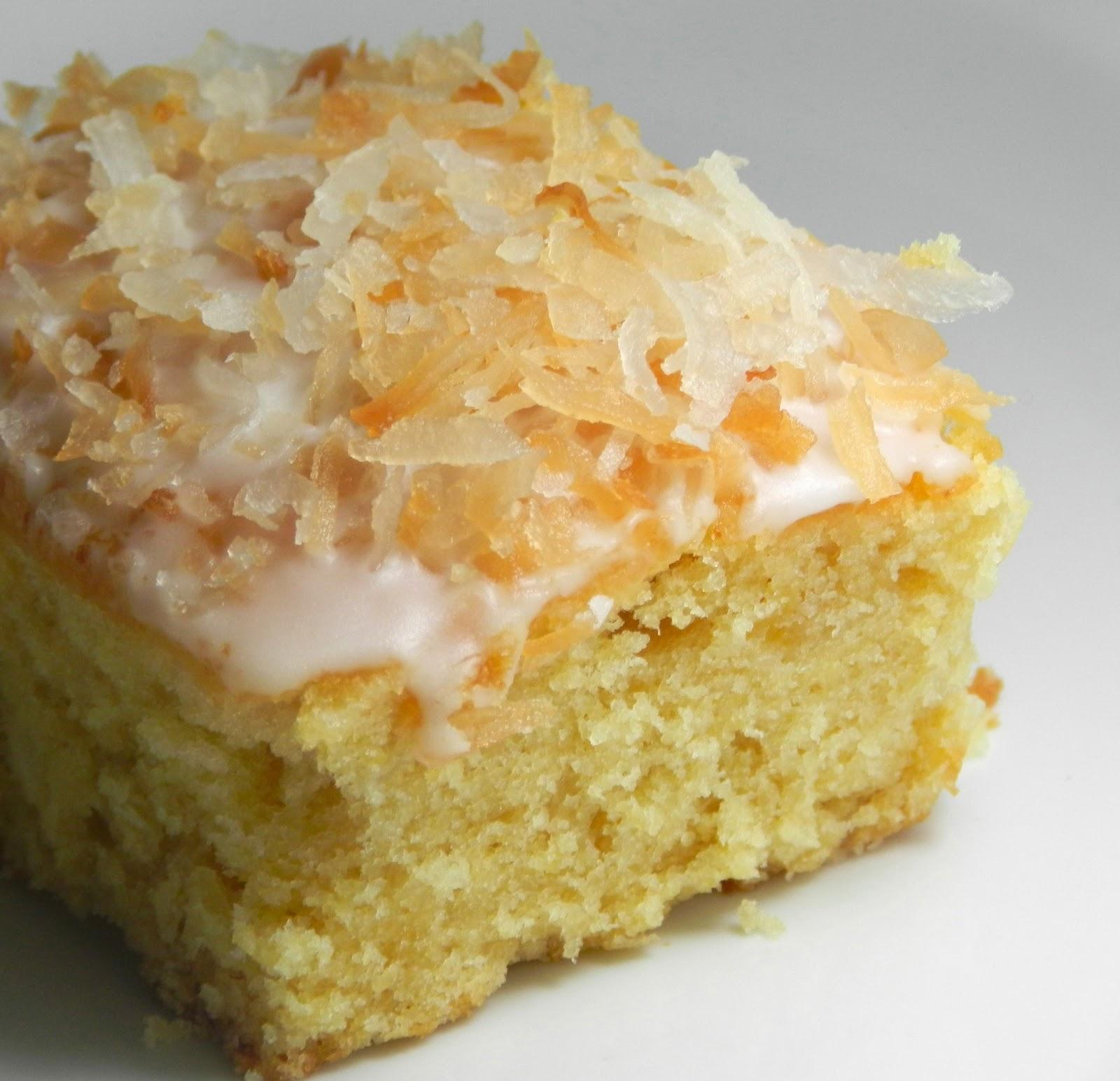 Coconut Malibu Cake Recipe