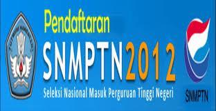 Hasil Pengumuman SNMPTN Jalur Tertulis 2012