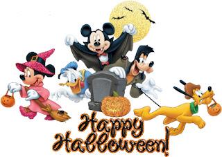 personajes disney para imprimir  dibujos halloween disney para imprimir