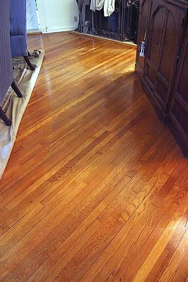 Wood Floor Refinishing, NYC