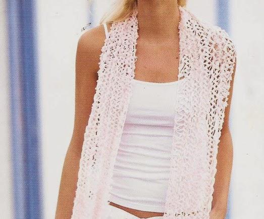 Chal o Bufanda a Crochet