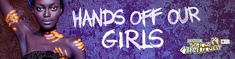 HANDS OF OUR GIRLS
