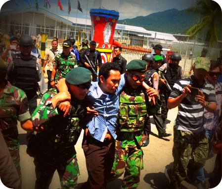 Joko Widodo Puji Proses Pembebasan WNI di PNG