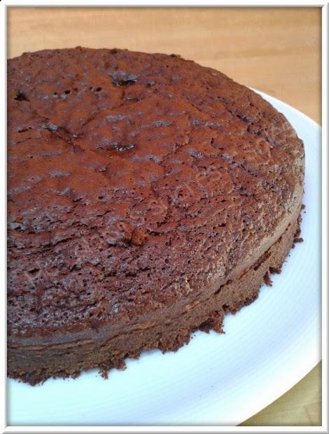 Gâteau au choc...