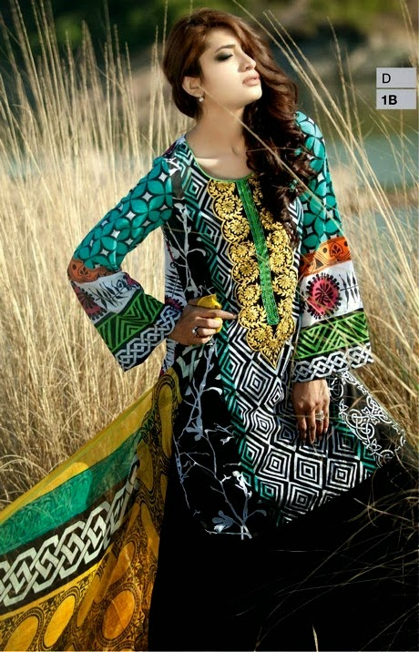 Maria B Designer Lawn Collection