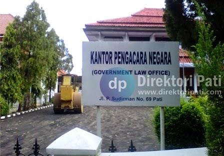 Kantor Pengacara Negara Pati (Government Law Office)