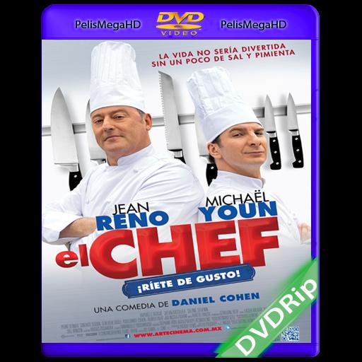 El Chef, La Receta de la Felicidad (2012) DVDRip Español Latino