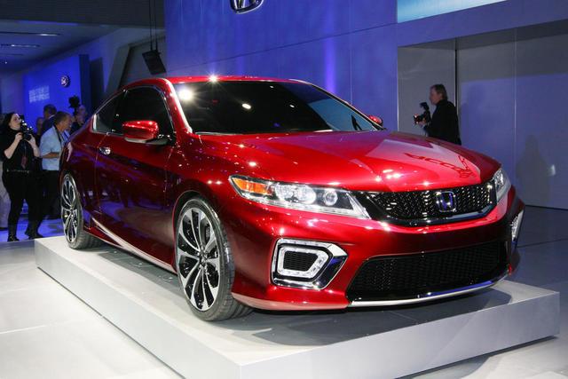 The Honda Accord 2013 Car Motor