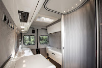 Fiat Ducato 4x4 Expedition Camper Show Van (2015) Interior 3