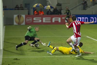 Maccabi Tel Aviv 1 - 2 Stoke City (1)