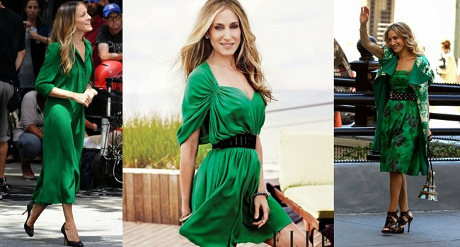 Vestido verde qual sapato usar