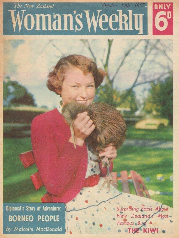 Vintage Treasure In Martinborough Vintage New Zealand Womans Weekly