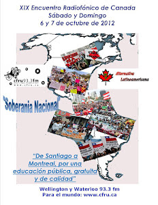XIX ENCUENTRO DE RADIOS COMUNITARIAS EN CANADA