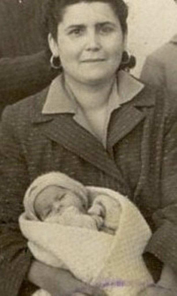 Catalina Frutos y José Joaquín Sampedro