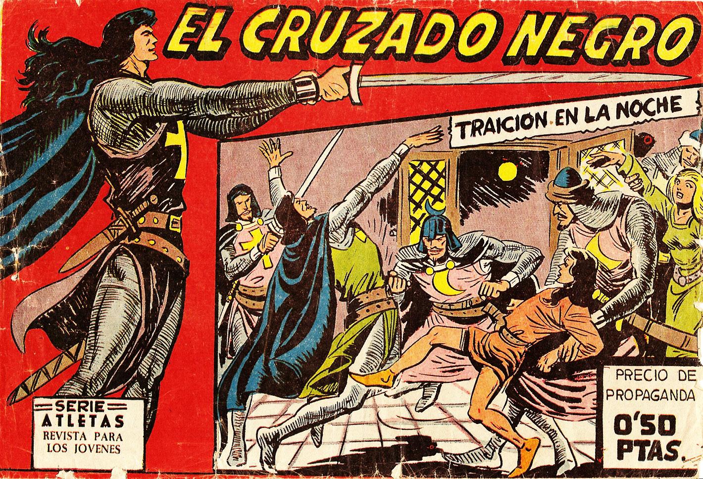 El Cruzado Negro.