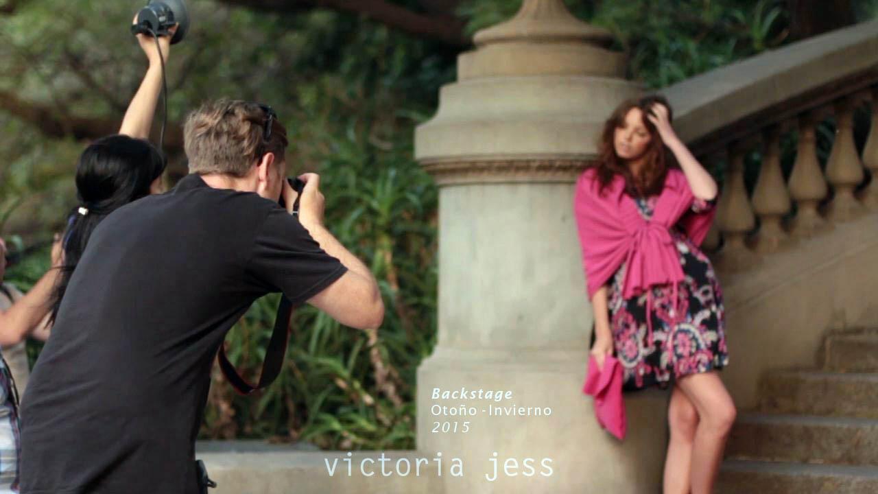 Victoria Jess otoño invierno 2015.