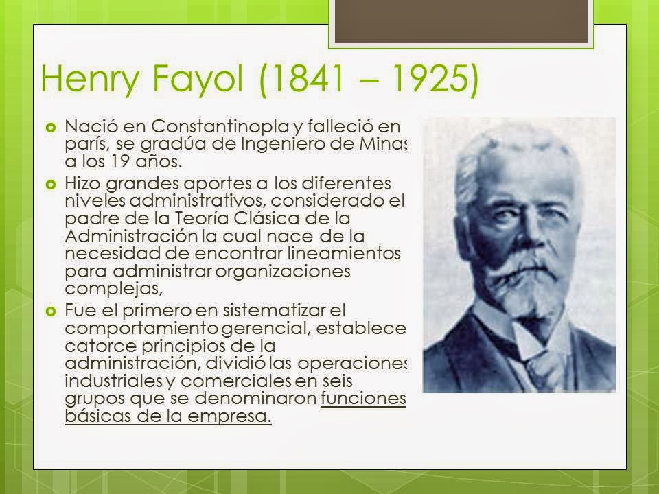 henry fayol theory of management 2 essay Comparison between taylor and fayol theory of management (similarities and dissimilarities) we have seen that both fw taylor and henry fayol.