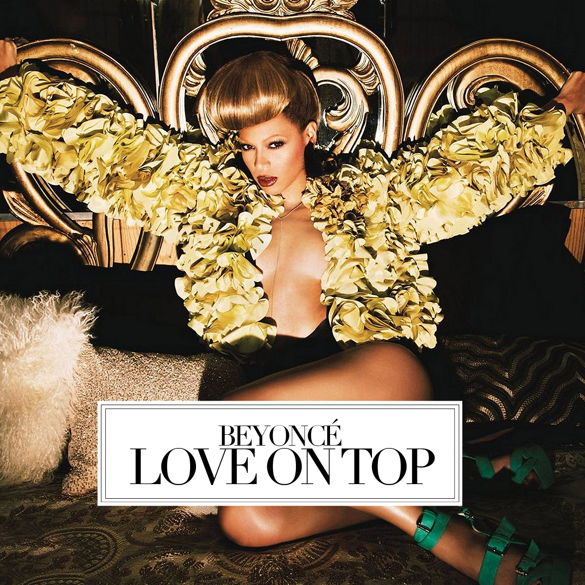 beyonce love on top