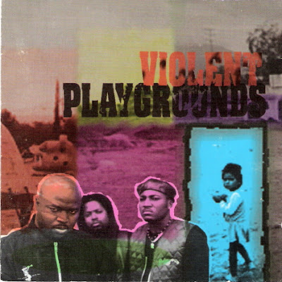 Preachas – Violent Playgrounds (1993, 192)
