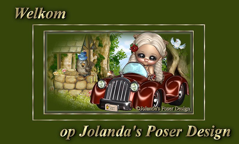 Jolanda's  Posertjes