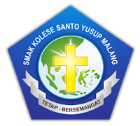 Logo SMAK Kolese Santo Yusup Malang