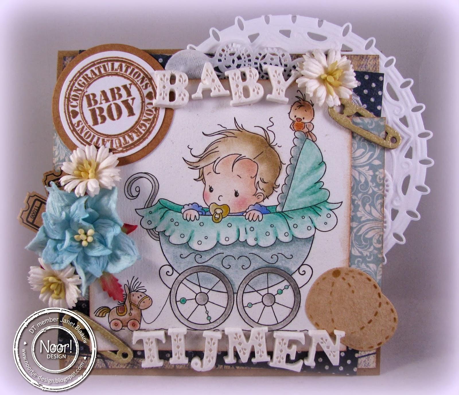 Noor design baby boy - Baby boy versiering van de zaal ...