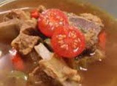 Resep masakan istimewa pindang tulang spesial khas palembang mudah, praktis, nikmat, lezat, enak, gurih, sedap