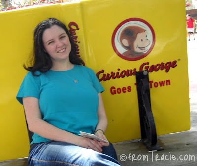 Giant Yellow Book - Curious George