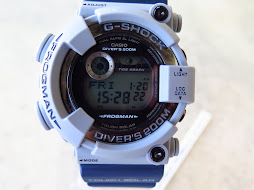 CASIO G-SHOCK FROGMAN GF-8250-ER GREY BLUE - TOUGH SOLAR - LNIB - PART A