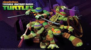 Bulan Oktober 2013, Game 'Kura-Kura Ninja' Rilis di Xbox 360