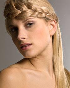 Peinados Increibles Con Trenzas - Mira los increíbles peinados con trenzas que esta mamá le hace a su