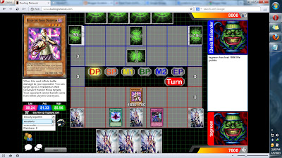Yugioh Online at the Dueling Network