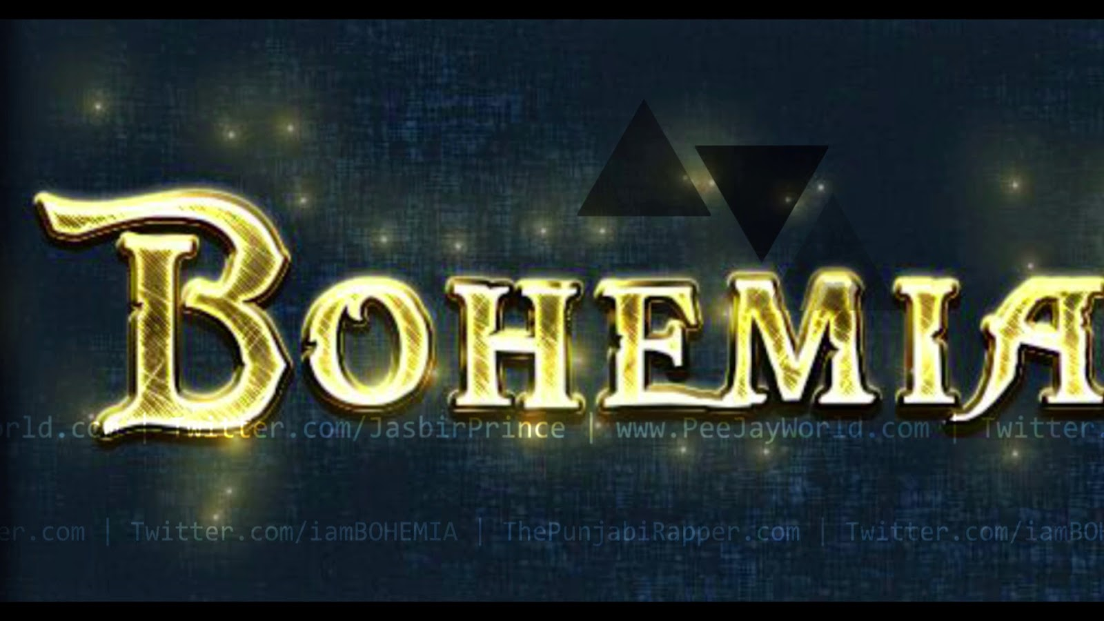 BOHEMIA the Punjabi Rapper - Nachiye (Fan Made Video) DesiHipHop - Pee Jay World