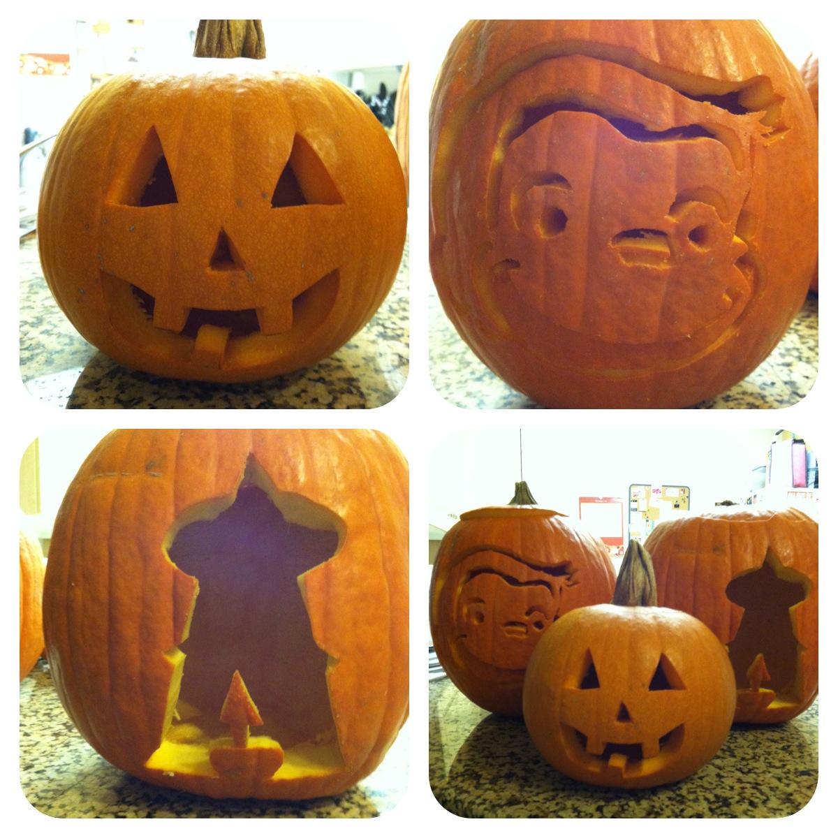 Chasin Mason Pumpkins