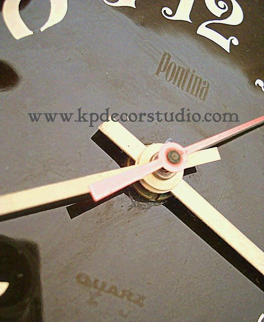 KP. Vintage. Comprar reloj marca Pontina alemán