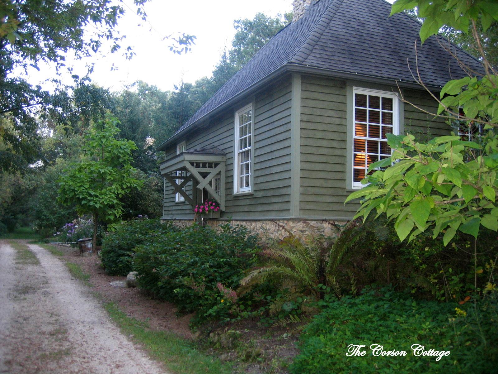 the corson cottage the inn at irish hollow