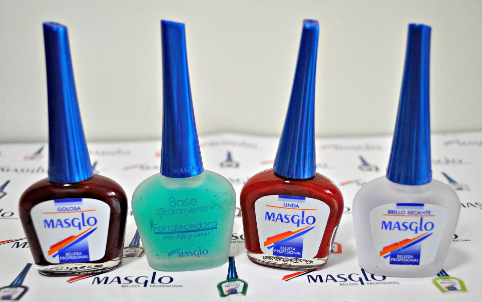 Trendy friends: Manicura con los esmaltes de Masglo