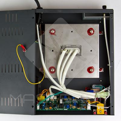 Устройство преднагревателя плат Quick 854