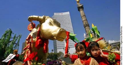 China a la mexicana a o nuevo chino en el d f for Espectaculo chino en mexico