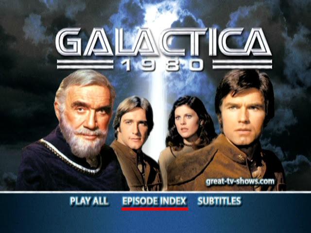 Battlestar Galactica 1980 - Download Torrent Legendado