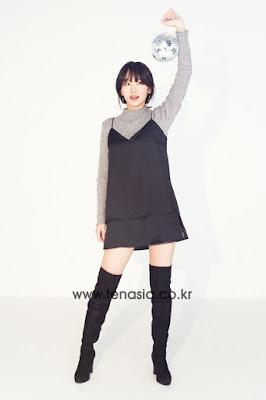 Jin Ki Joo - 10Asia January 2016
