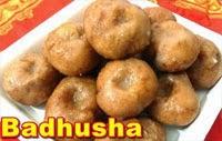 Badhusha Recipe in Tamil