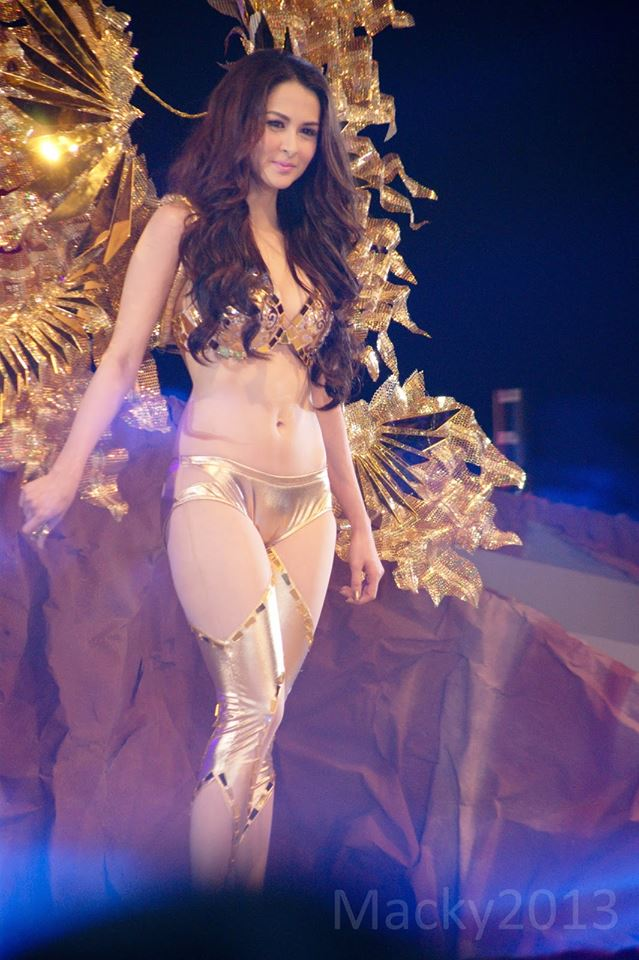 marian rivera at fhm philippines 100 sexiest 2013 victory party 02