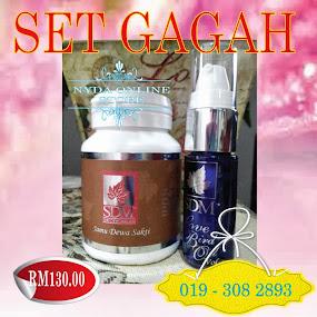 SET GAGAH