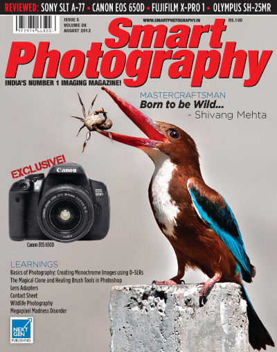 Smart Photography - August 2012