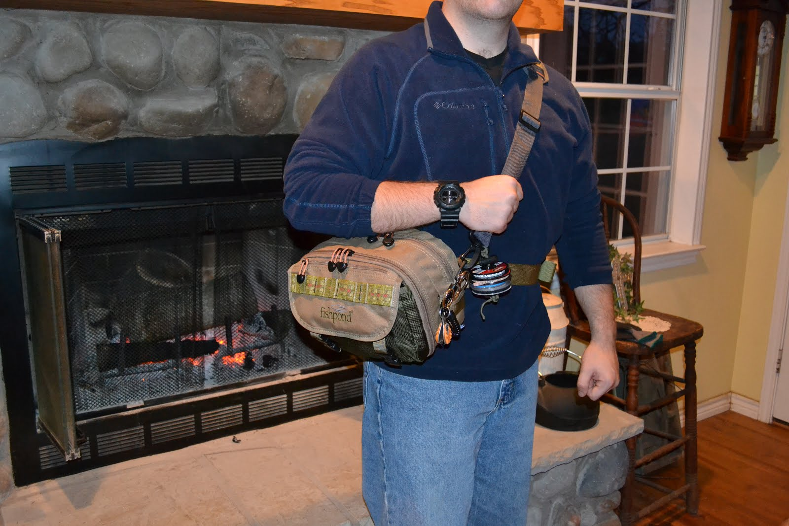 The Master 39 S Cast Fishpond Blue River Pack Review